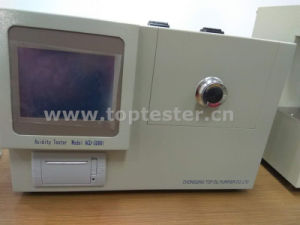 Transformer Oil Steam-Turbine Oil Diesel and Gasoline Acidity Tester (ACD-3000I) pictures & photos