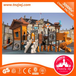 Windmill Theme Plastic Playground Outdoor Play Equipment for School pictures & photos
