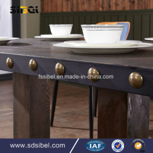 Vintage Tolix Industral Metal Restaurant Table Sbe-CZ0616 pictures & photos