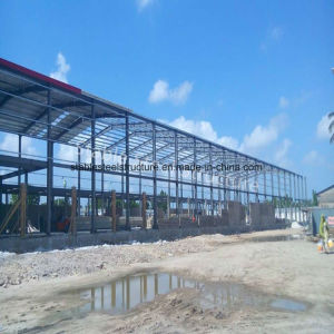 Multi-Storey Steel Structures Factory Workshop Building for Sale pictures & photos