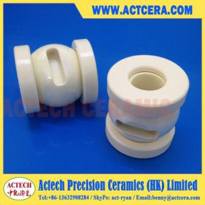 High Precision Machining Zirconia Ceramic Ball Valve Seats pictures & photos