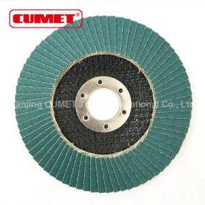 Calcined Aluminium Oxide Flap Disc pictures & photos