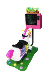 Popular Arcade Simulator Horse Racing Game Machine for Sale pictures & photos