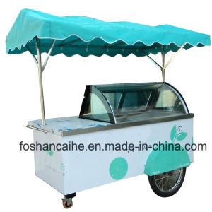 China Manufacturer Ice Cream Machine/Ice Cream Cart pictures & photos