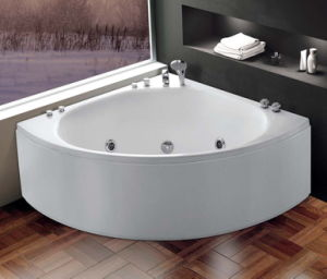 Hot SPA Bathtub Made by Pure Acrylic, Certified by ETL Ce Acs Saso Upc pictures & photos