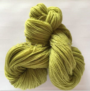 Weaving Mulberry Silk Yarn for Stocking, Dress, Scarves Spun Yarn pictures & photos