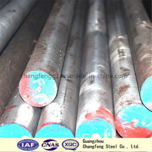 Plastic Mould Steel Carbon Steel Round Bar (S50C/SAE1050) pictures & photos