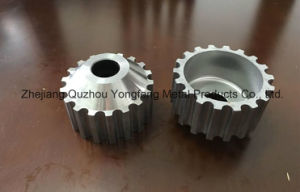 Sintered Powder Metal Water Pump Pulley for Automotive pictures & photos