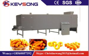 Corn Puff Snack Processing Line pictures & photos