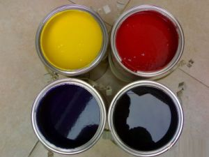 PU Color Pastes for All Color PU Products pictures & photos