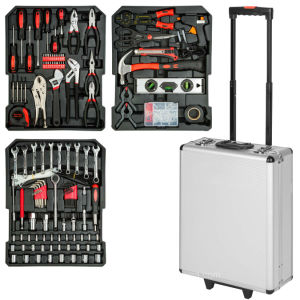 377PCS Best Selling with Cheapest Price Trolley Tool Set (FY377A) pictures & photos