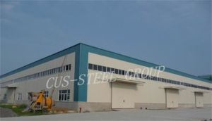 Storge Steel Structure/Steel Frame for Warehouse pictures & photos