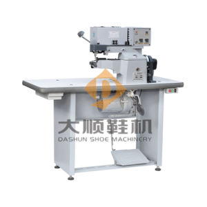 Ds-701-1A Automatic Cementing & Insole Folding Machine for Shoe pictures & photos