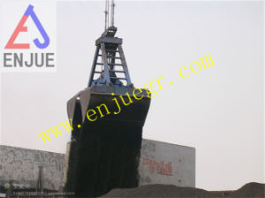 Port Use mechanical Four Rope Clamshell Grapple for Nickel Ore pictures & photos