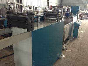PVC Zipper Chain Extruding Machine for Zipper Bag (BC-45) pictures & photos