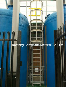 Fiberglass GRP Ladders/FRP Ladders pictures & photos