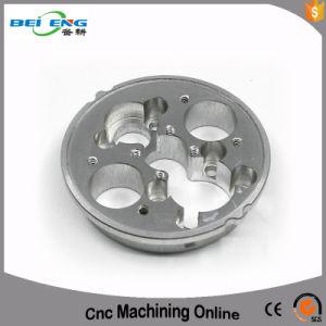 Customized Parts Aluminum Stainless Steel Titanium CNC Lathe Machining Large Diameter Parts pictures & photos