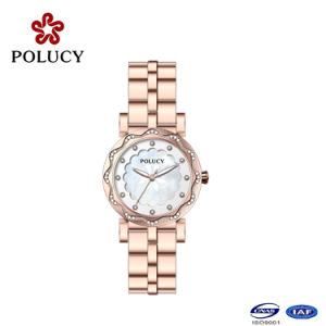 Elegant Watch Design with Mop Dial Swiss Movement Design pictures & photos