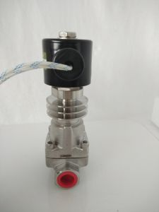 Slh High Temperature Stainless Steel Solenoid Valve pictures & photos