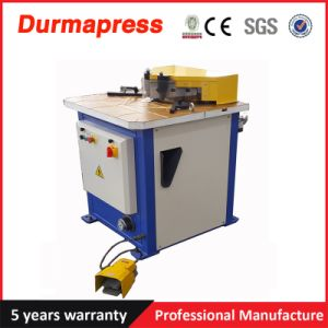 Best Price Qf28y 4X250 Aluminium Angle Notching Machine pictures & photos