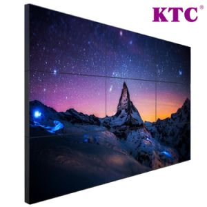 49 Inch 1.8mm LG LCD Video Wall with Narrow Bezel pictures & photos