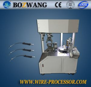 Full-Automatic Wire Winding & Binding Machine for Long Wire pictures & photos