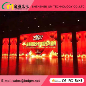 High Definition P7.62 Indoor HD Full Color LED Video Wall pictures & photos