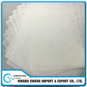 Air Filter Backbone Cloth Polyester Non Woven Fabric Supplier pictures & photos