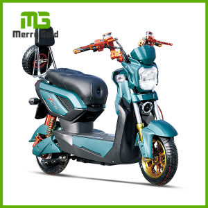 Newest Front Suspension 1000W Battery Power Electric Scooter pictures & photos
