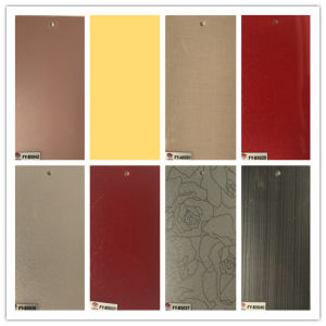 PVC Sheet Manufacture with All Colors pictures & photos
