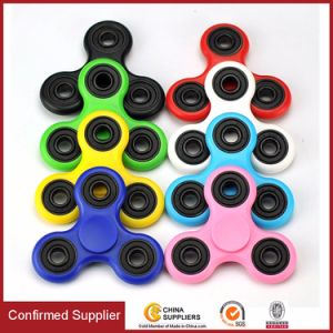 Finger Toy Ultra Fast Bearing Tri Fidget Hand Spinner pictures & photos