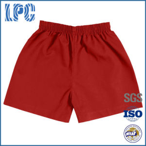 Poly Cotton P. E. Shorts for Boy Sports Shorts pictures & photos