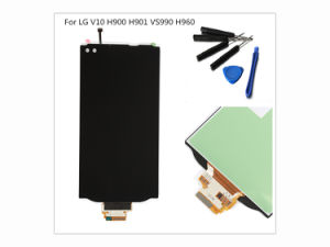 Mobile Phone LCD Display Screen with Touch Screen for LG V10/G2/G3/G5/Nexus 4 pictures & photos