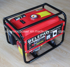 2kw Petro Generator Set, Portable Gasoline Generator for Home Use pictures & photos