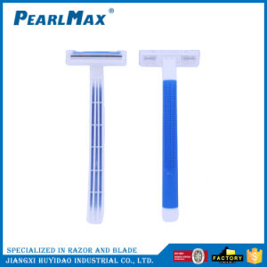 High Quality Sweden material Blades Twin Blades Blue Razor pictures & photos