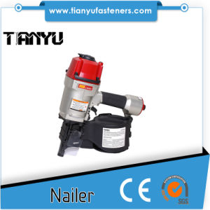 Pneumatic Coil Nailer Cn80 pictures & photos