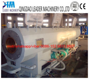 Plastic Pipe Machine PVC Water Pipe Extrusion Production Line pictures & photos