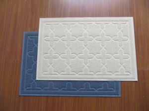 7mm Big Size Door Mat Anti-Slip Floor Mat PVC Coil Carpet pictures & photos