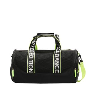 Contrast Colors Mesh Gym Sports Holdall Bag pictures & photos