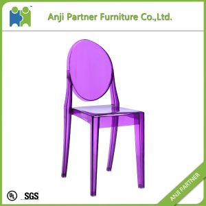 Cheap Transparent Poly Carbonate Functional Plastic Dining Chair (Noguri-S) pictures & photos