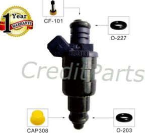 Bosch Injection Injector Kits for VW Cars (CF-032) pictures & photos