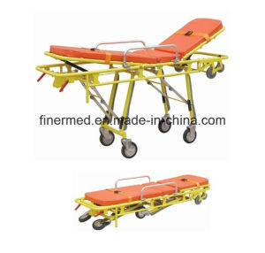 Automatic Stainless Steel Ambulance Stretcher pictures & photos