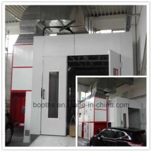 Professional Factory Bake Oven Paint Booth with High Reputation pictures & photos
