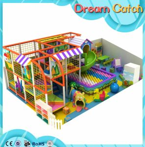 Commercial Playground Plastic Indoor Playground pictures & photos
