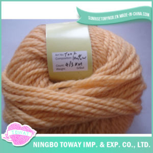 Hand Knitting Baby Alpaca Wool for Shoes pictures & photos