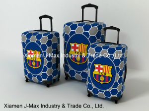 Spandex Travel Luggage Cover, Washable, Trolley Cover, La Liga pictures & photos