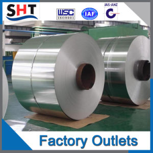AISI Ss201 Ss304 Ss310 Ss316 Cold Rolled Stainless Steel Coil pictures & photos