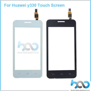 Mobile Phone Touchscreen Touch Panel for Huawei Y330 Screen pictures & photos