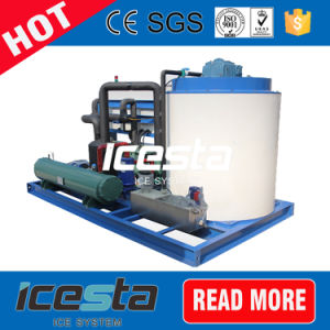 China Top 1 F50 5t/24hr Flake Ice Machine pictures & photos