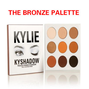 Kylie Cosmetics eyeshadow palette Holiday Edition Kyshadow THE BRONZE pictures & photos